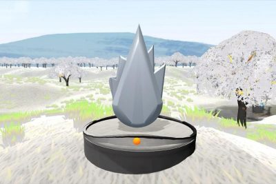 ICAT Playdate - Virtual Sculpture Garden