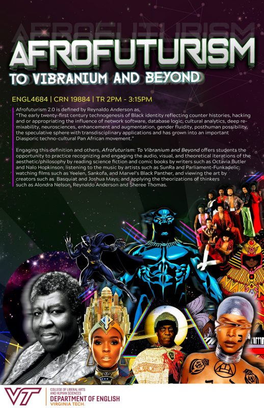 Afrofuturism to Vibranium and Beyond