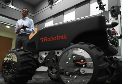 Using Robotic Platforms